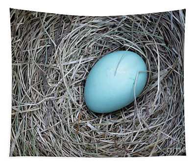 Robin's Egg Tapestry