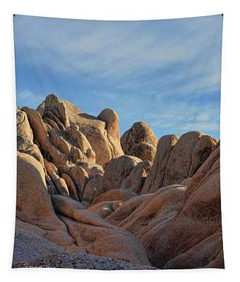 Rock Formations - Joshua Tree Tapestry