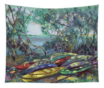 Rock Harbor Armada Tapestry