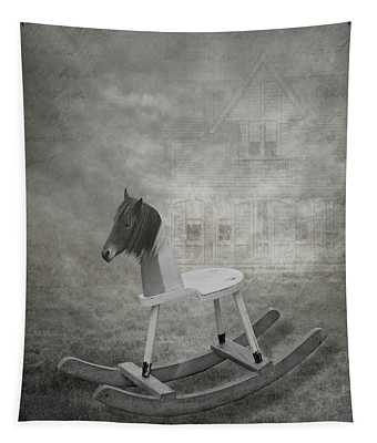 Rocking Horse Tapestry
