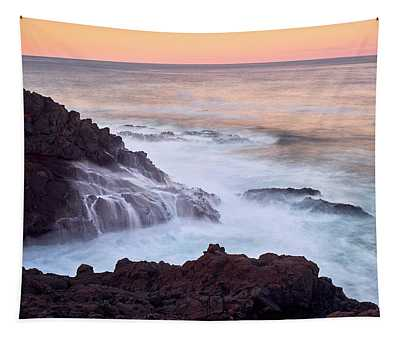 Tapestry featuring the photograph Rocky Creek by Whitney Goodey