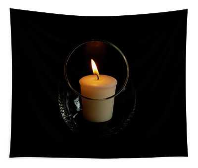 Romantic Candle Tapestry