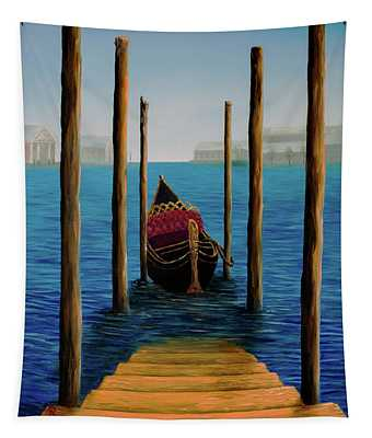 Romantic Solitude Tapestry