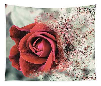 Rose Disbursement Tapestry