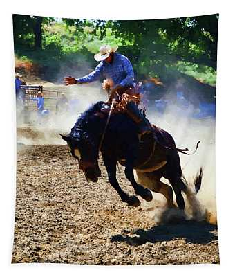 Rough Ride - Dwp732385 Tapestry