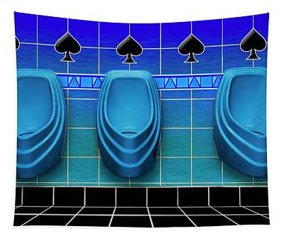 Royal Flush Tapestry