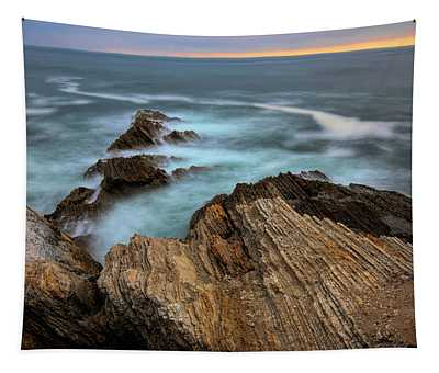 Rugged Beauty  Tapestry