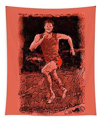Runner Tapestry