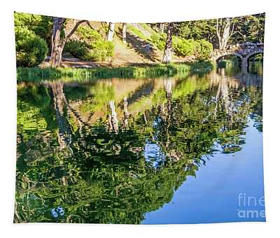 Rustic Reflections Tapestry