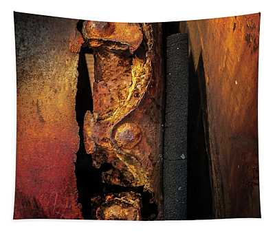 Rusty Colours Tapestry