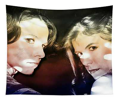 Ryli And Mimi 1 Tapestry