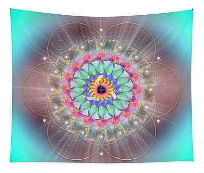 Sacred Geometry 769 Tapestry