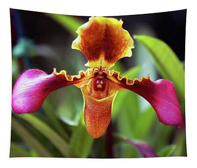 Sad Orchid Tapestry