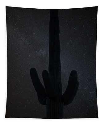 Saguaro Stars Tapestry