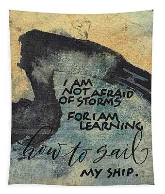 Sail Your Ship Tapestry