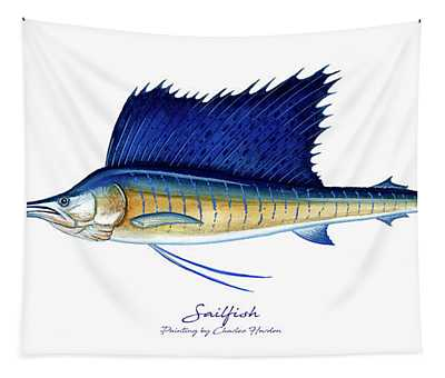 Sailfish Tapestry
