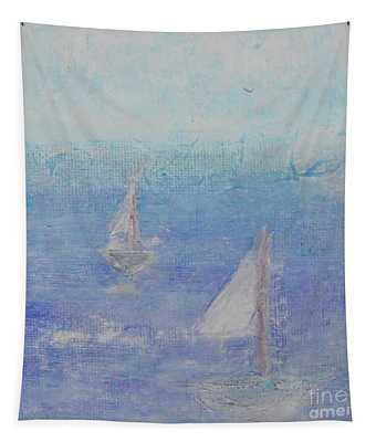 Sailing Subtly Tapestry