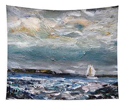 Sailor's Challenge Tapestry