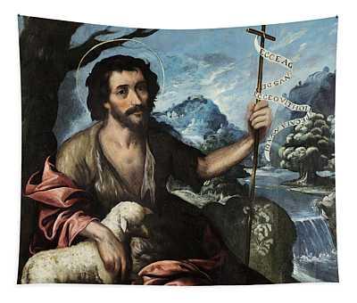 Saint John Baptist Tapestry