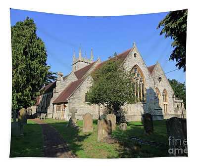 Saint Marys Church Ewell Epsom Surrey England Tapestry