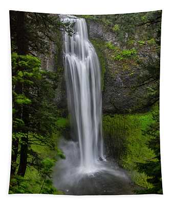 Salt Creek Falls Tapestry