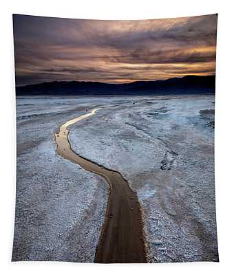 Salt Creek Flats IIi Tapestry