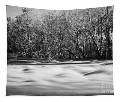 Saluda Rapids Infrared-1 Tapestry