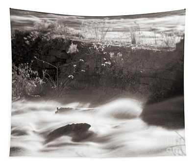 Saluda Rapids Infrared-2 Tapestry