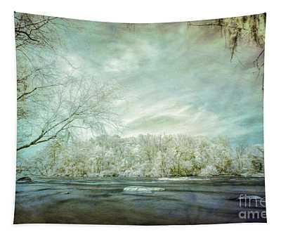Saluda River-4 Tapestry