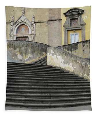 San Giovanni A Carbonara Tapestry