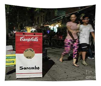 Sancocho  Tapestry