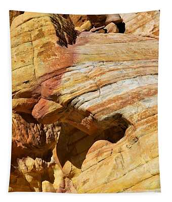 Sandstone Outcrops Tapestry