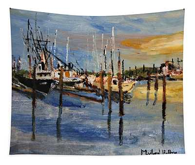 Sandwich Harbor Tapestry