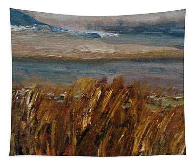 Sandy Neck View Tapestry