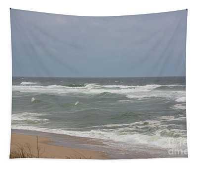 Sandy Surf At Cisco Tapestry