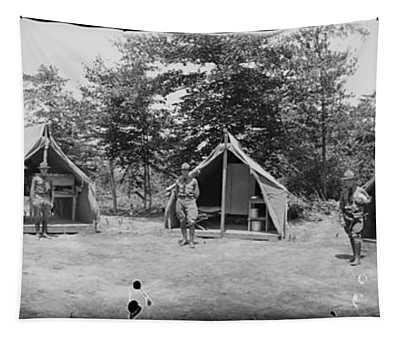 Sanitary Detachment, Camp Humphreys Tapestry