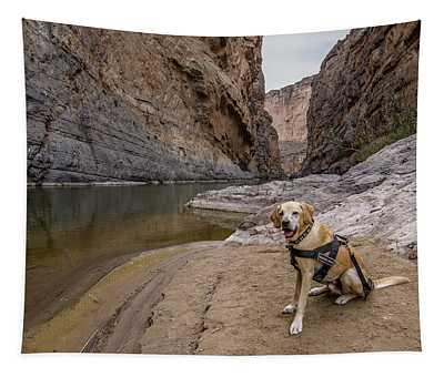 Santa Elena Canyon Tapestry