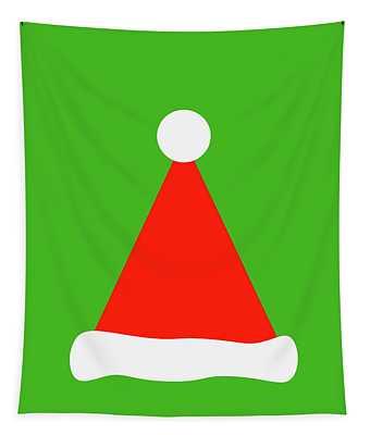 Santa's Hat Tapestry