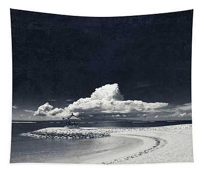 Sanur Beach - Bali -indonesia Tapestry