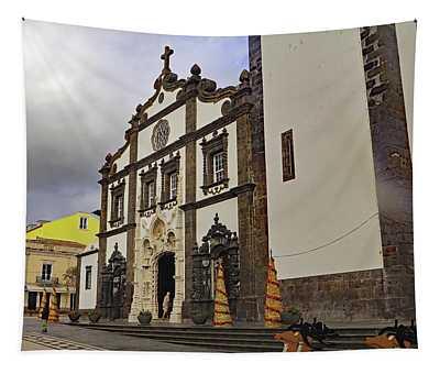Sao Sebastiao Tapestry