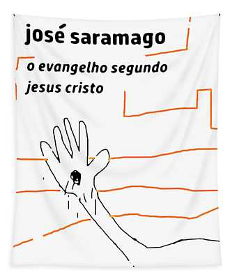 Saramago Gospel According To Jesus Christ Tapestry