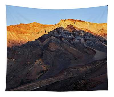 Tapestry featuring the photograph Sarchu Sunrise by Whitney Goodey