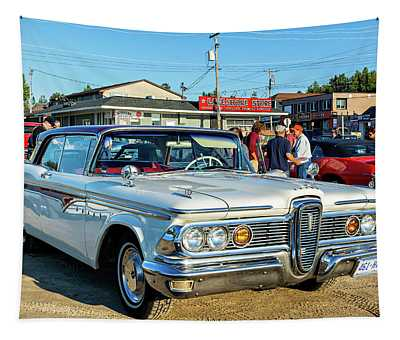Sauble Sunset Cruisers - Edsel Tapestry
