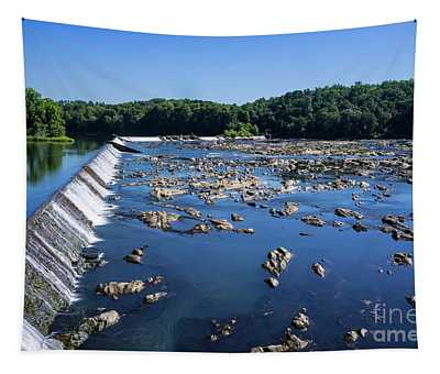 Savannah River Rapids - Augusta Ga 2 Tapestry
