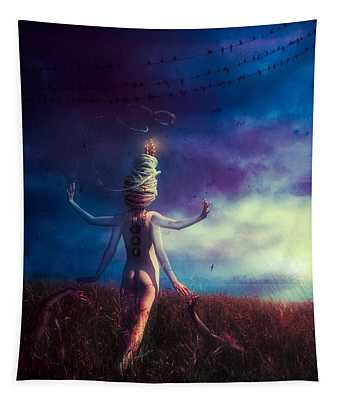 Scarecrow Tapestry
