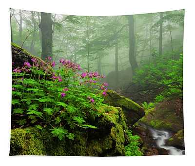 Scent Of Spring Tapestry
