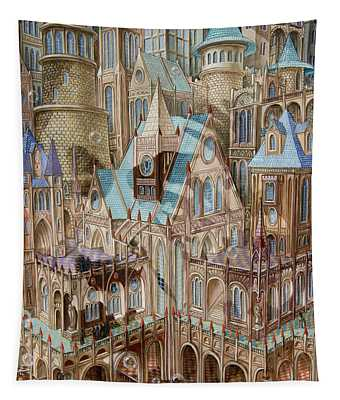 Science City Tapestry
