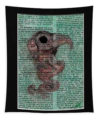 Sea Raven  Tapestry