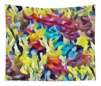 Sea Salad Tapestry