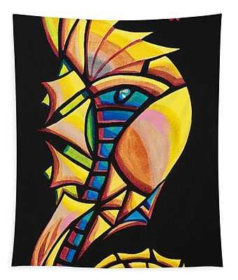 Seahorse Grandeur Tapestry